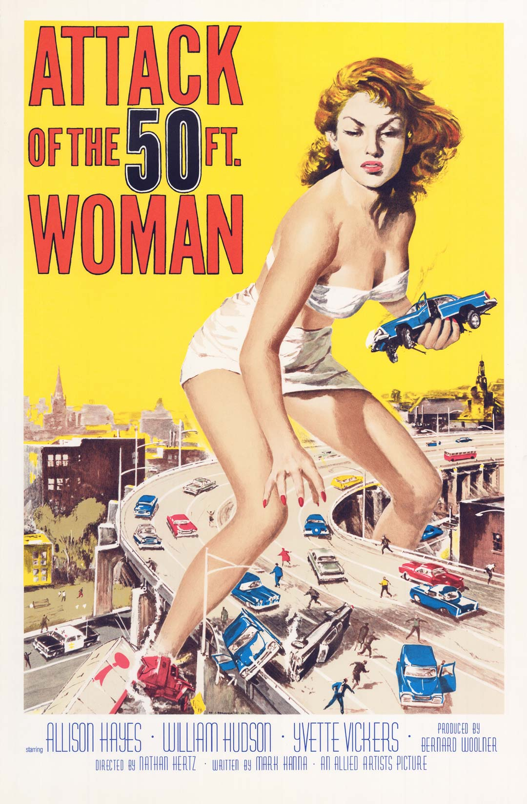 Attack Of The 50ft Woman 1958
