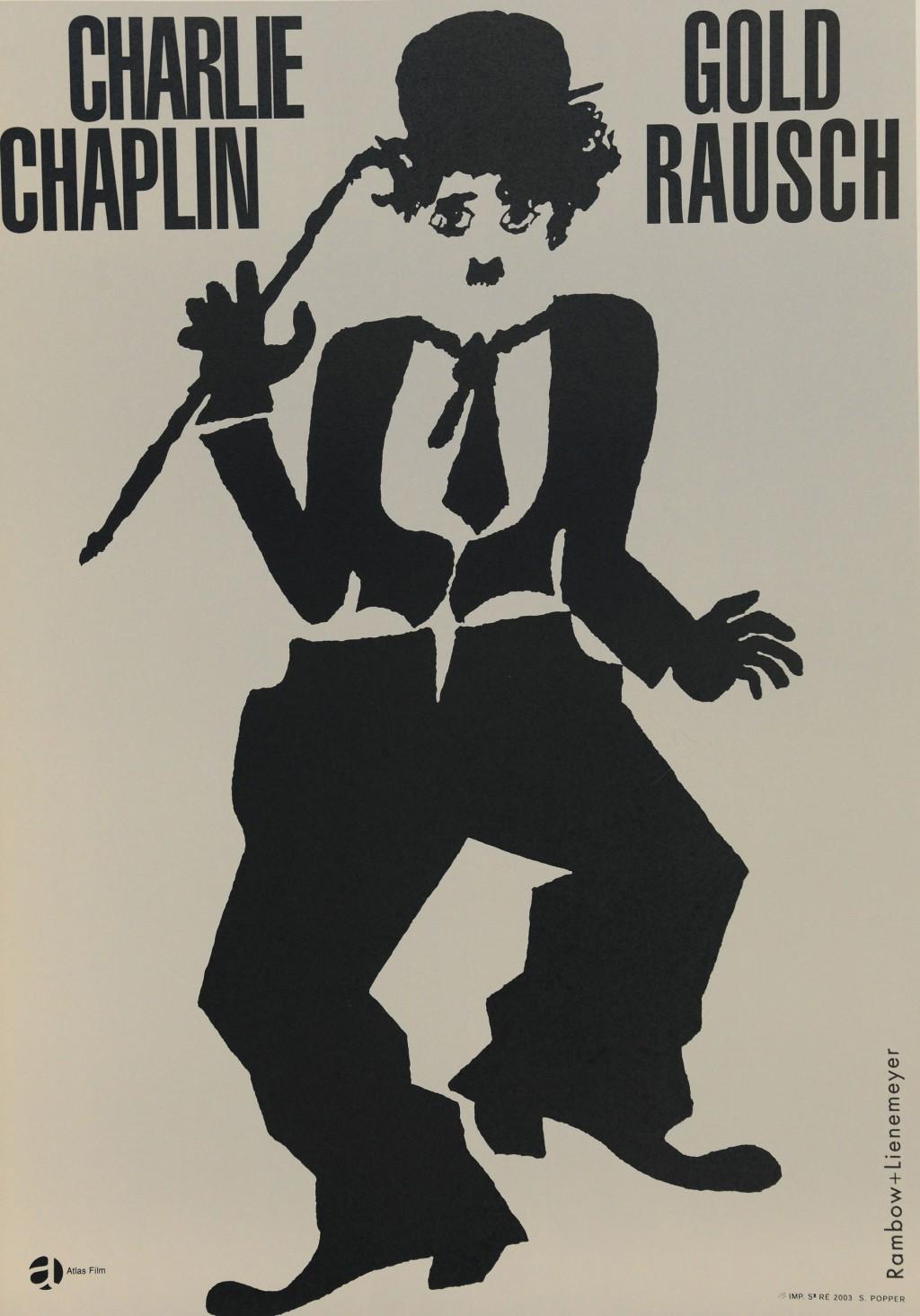 Gold Rausch, Charlie Chaplin | Rue Royale Fine Art